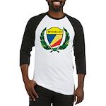 Stylized Seychelles Baseball Jersey