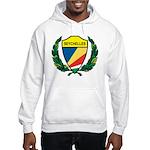 Stylized Seychelles Hooded Sweatshirt