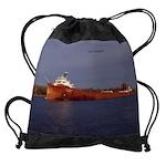 Lee A. Tregurtha Drawstring Bag