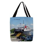 City Of Milwaukee Polyester Tote Bag