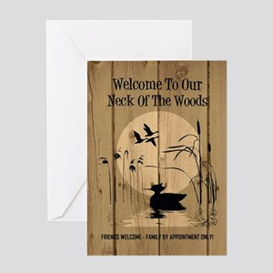 WELCOME TO OUR... Greeting Cards