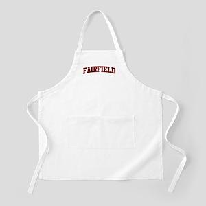 FAIRFIELD Design BBQ Apron