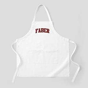 FABER Design BBQ Apron