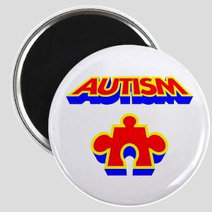 Autism Puzzle Piece Magnets