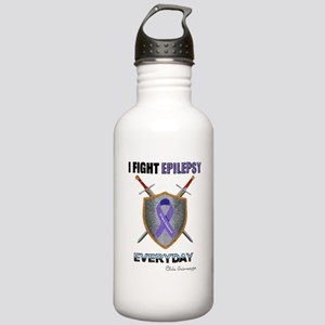 I FIGHT Stainless Water Bottle 1.0L