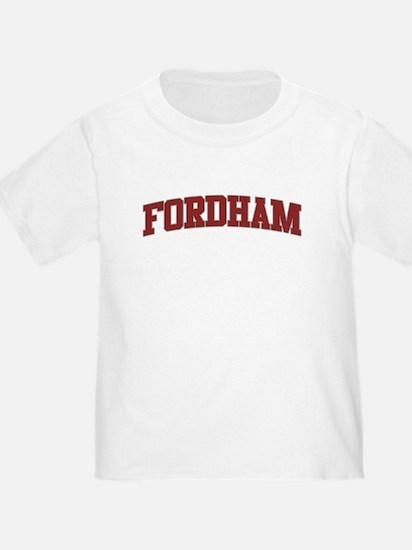 FORDHAM Design T