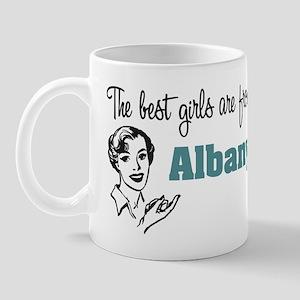 Best Girls Albany Mug