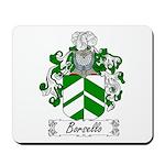 Borsello Family Crest Mousepad