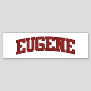 EUGENE Design Bumper Sticker