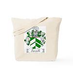 Borsello Family Crest Tote Bag