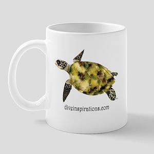 Sea Turtle / Ride Current Mug