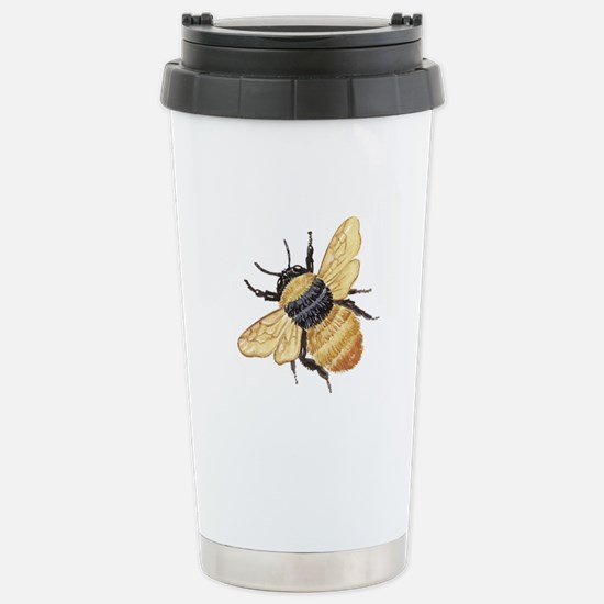 Bumble Bee Stainless Steel Travel Mug