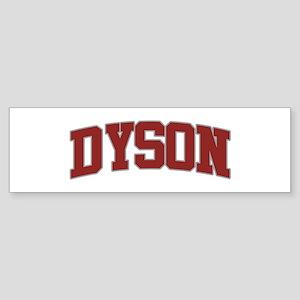 DYSON Design Bumper Sticker