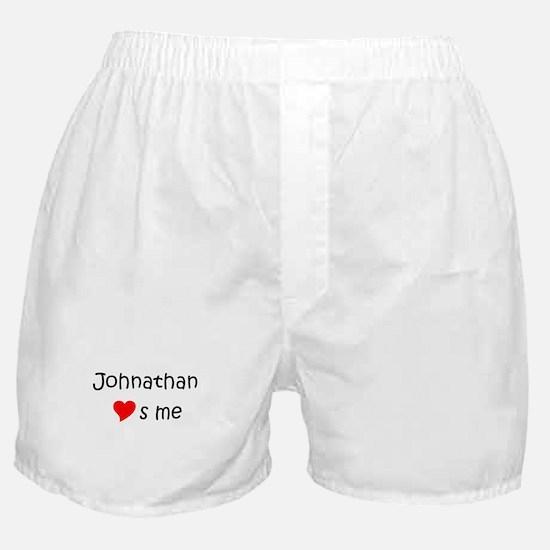 Unique Johnathan Boxer Shorts