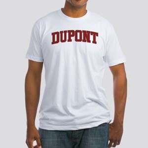 DUPONT Design Fitted T-Shirt
