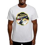 XmasDove/German Shepherd #15 Light T-Shirt