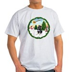 Take Off1/German Shpherd Pup Light T-Shirt