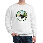 Take Off1/German Shpherd Pup Sweatshirt