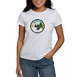 Take Off1/German Shpherd Pup Women's T-Shirt