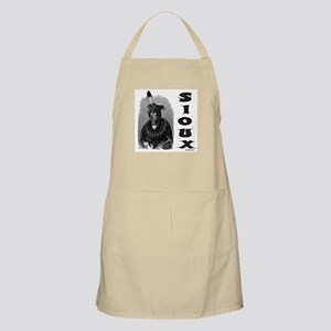SIOUX INDIAN CHIEF BBQ Apron