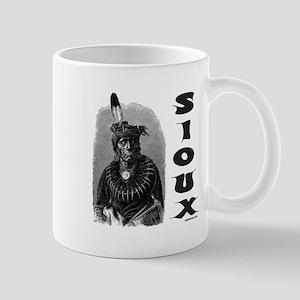 SIOUX INDIAN CHIEF Mug