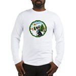 Take Off1/German Shepherd #15 Long Sleeve T-Shirt