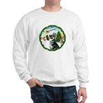 Take Off1/German Shepherd #15 Sweatshirt