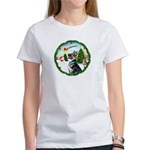 Take Off1/German Shepherd #15 Women's T-Shirt