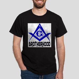 Freemason BROTHERHOOD Ash Grey T-Shirt
