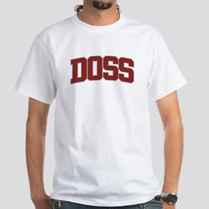 DOSS Design White T-Shirt