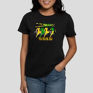 Jamaica Athletics Women's Dark T-Shirt