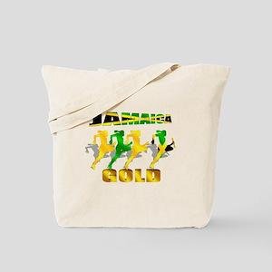 Jamaica Athletics Tote Bag