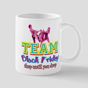 Team Black Friday Mug