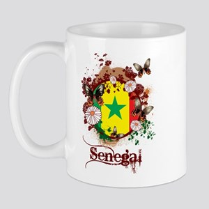 Butterfly Senegal Mug