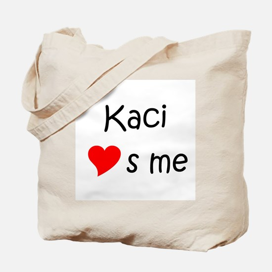 Cool Kaci Tote Bag