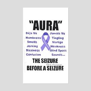 """AURA"" Sticker (Rectangle)"