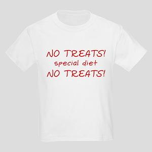 """No Treats! special diet"" Kids T-Shirt"