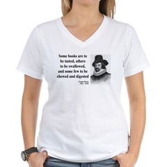 Francis Bacon Quote 5 Shirt