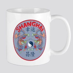 Shanghai Dragons Mug