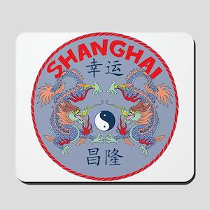 Shanghai Dragons Mousepad