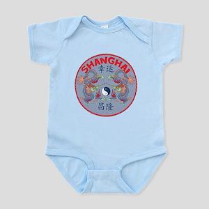 Shanghai Dragons Infant Bodysuit