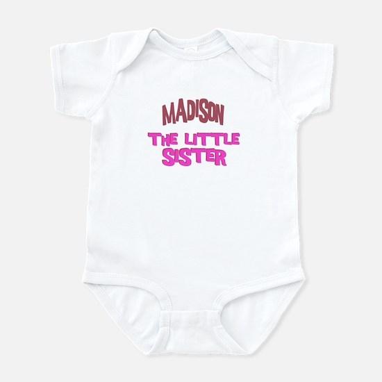 Madison - The Little Sister Infant Bodysuit