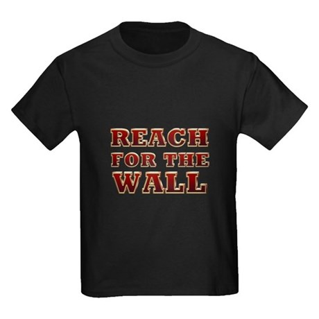 Swim Slogan Kids Dark T-Shirt