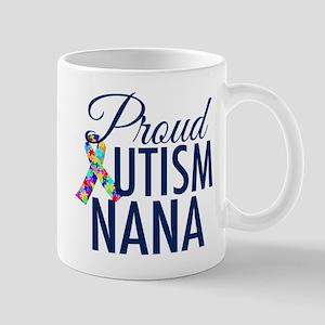 Autism Nana Mug