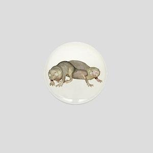 Naked Mole Rats Mini Button