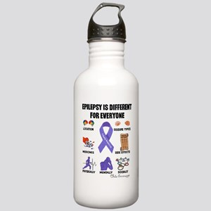 DIFFERENT Stainless Water Bottle 1.0L