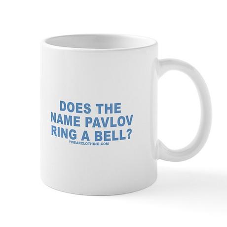 Pavlov's Bell Mug