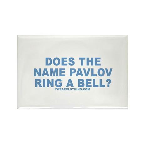 Pavlov's Bell Rectangle Magnet (10 pack)