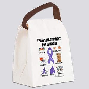 DIFFERENT Canvas Lunch Bag