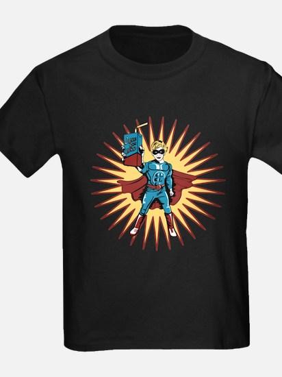 'Juice Box Hero' Kids T-Shirt